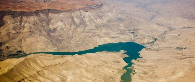 water shortage in jordan